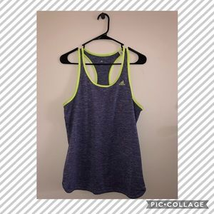 NEW W/OUT TAG Adidas workout tank